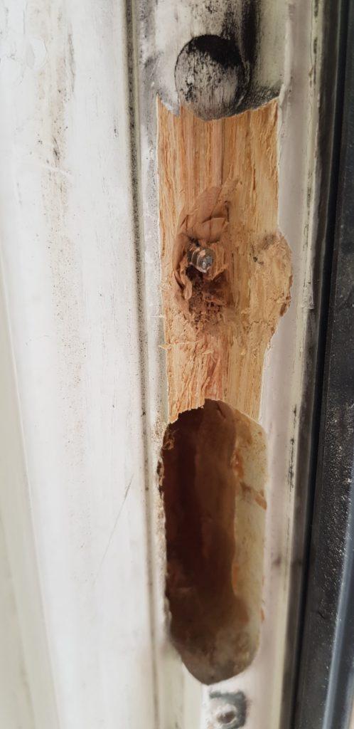 Wohnungstüre reparieren