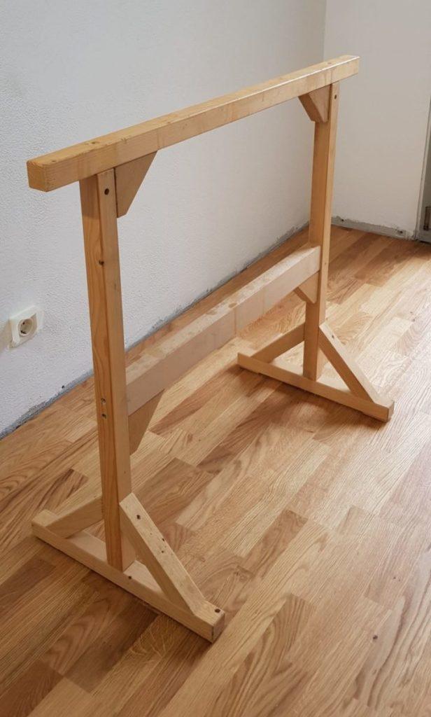 Montagebock als Arbeitsbock von Ihrer Zimmerei in Telfs
