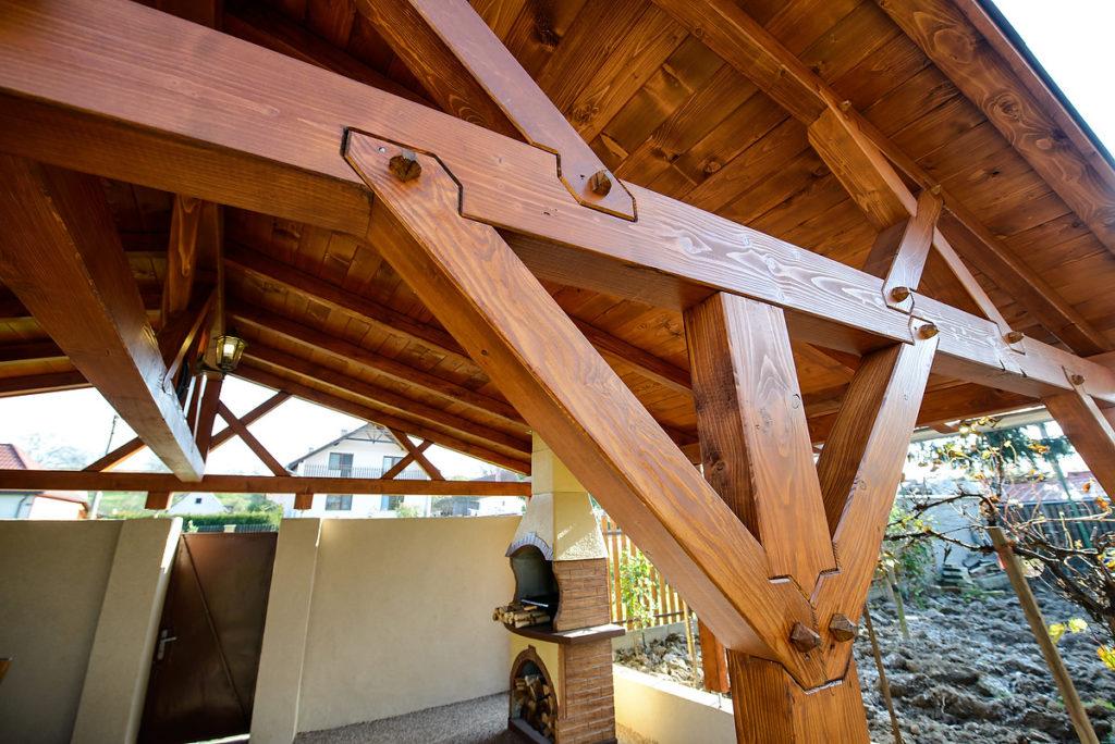 Wir errichten Ihr Carport Holz bzw. Doppelcarport Holz